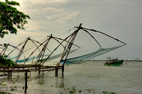 020. Chinese Fishing Nets, Cochin