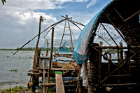 018. Chinese Fishing Net, Cochin, India