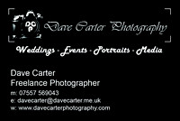 Dave Carter Photography Business Card